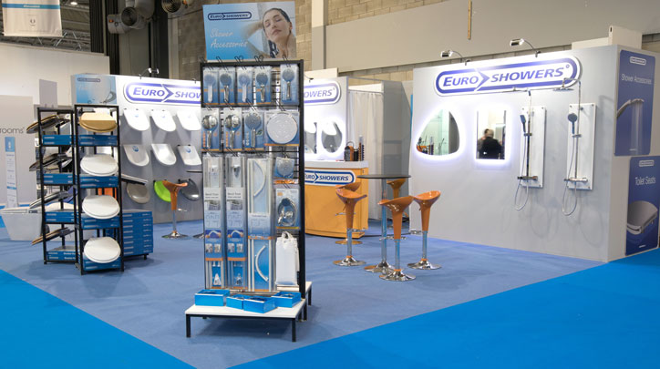 Euroshowers - Manufacturer and supplier of quality bathroom products